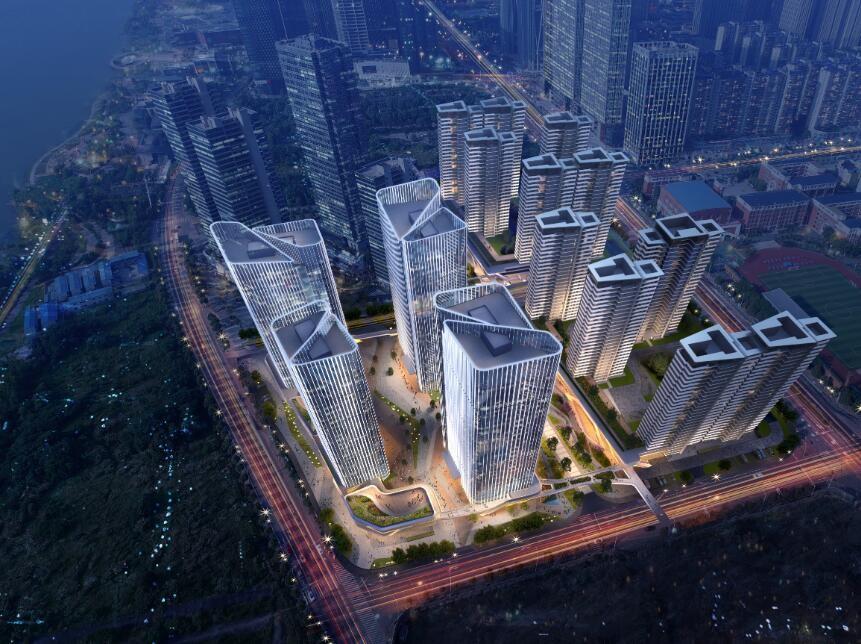 复地·滨江金融中心