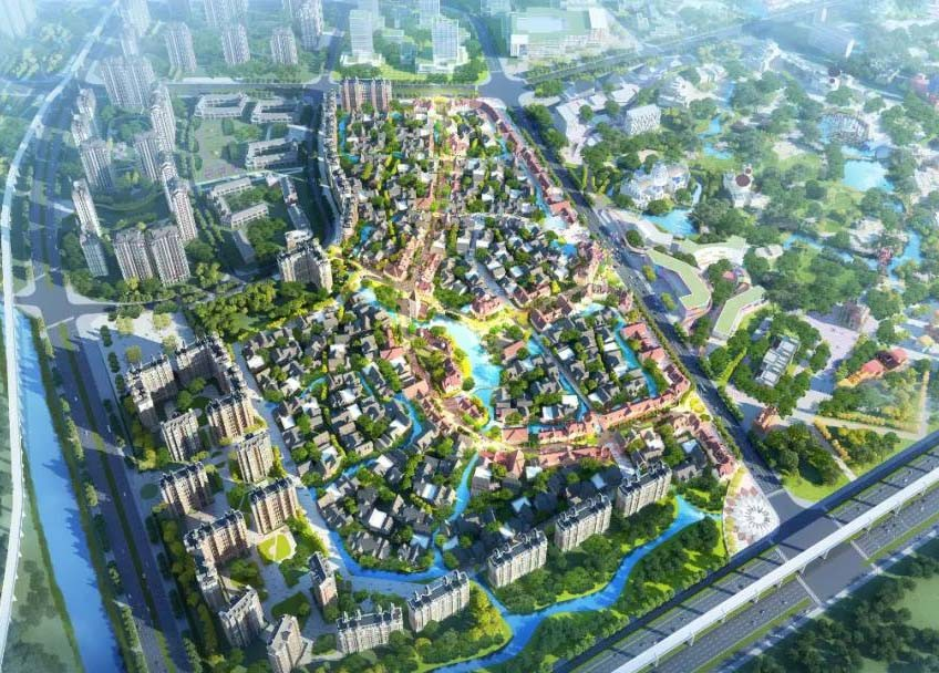 环球融创未来城