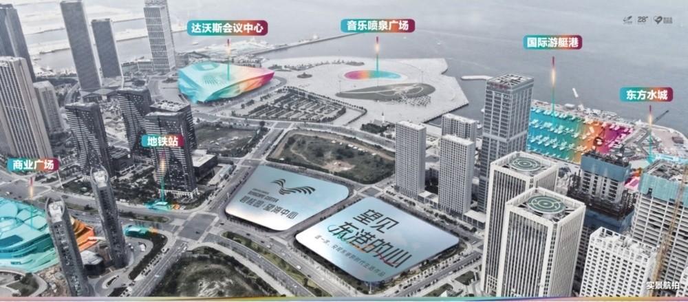 碧桂园望海中心位置图