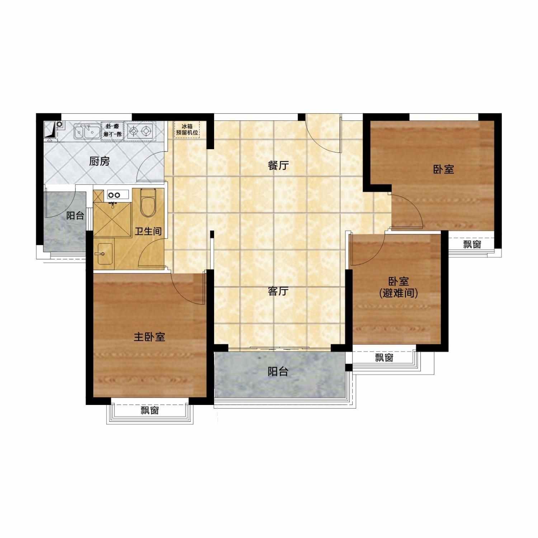 112㎡ 三房两厅一卫.jpg