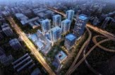 绿城尊蓝目前在售42-53m²的商办户型