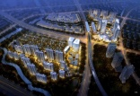 万科云汇中心项目为小高层板楼