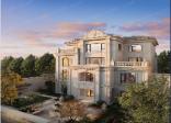 新世界丽樽法式现房别墅,在售户型联排 类独栋栋 大独栋