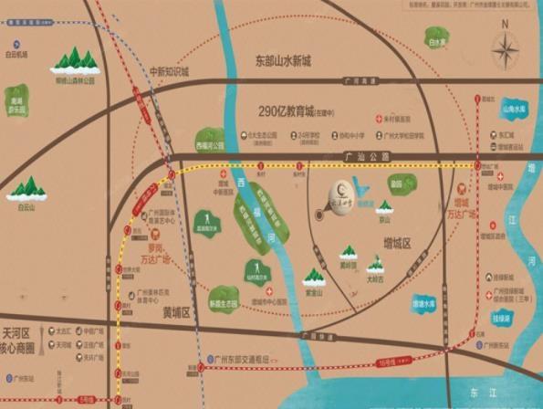 叠溪花园位置图