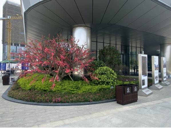 惠州讀者文化園實景圖