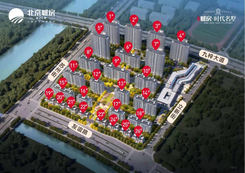 为您推荐北京城房时代名墅