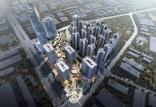 中集麒麟国际中心 开工奠基仪式于2021年7月5日举行