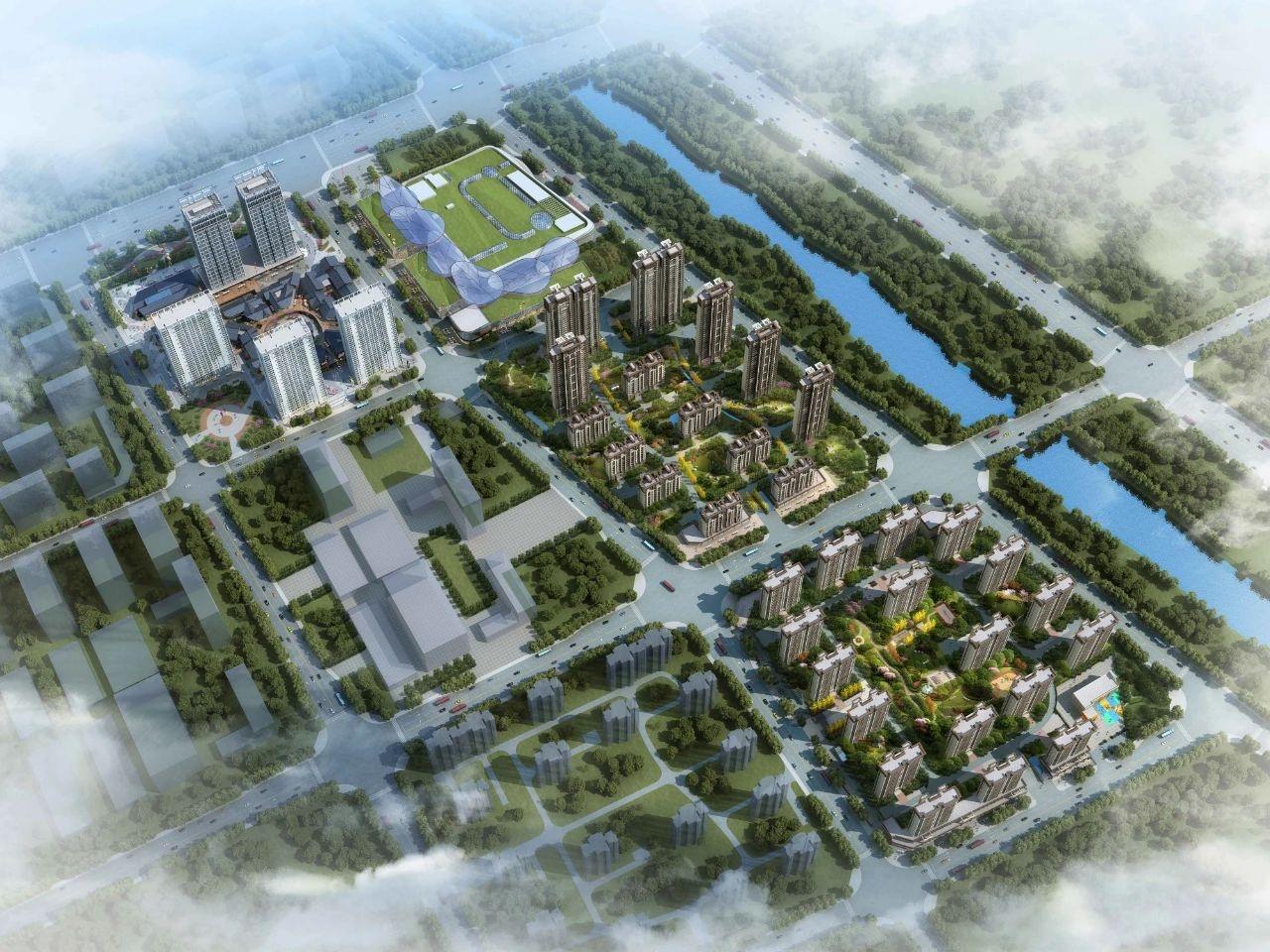 圣桦名城效果图