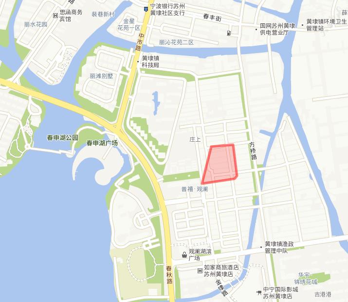 苏地2021-WG-56号地块位置图