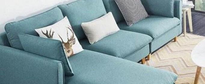 布艺沙发怎么翻新?