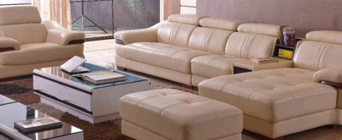 皮沙发和布艺沙发选哪种好?