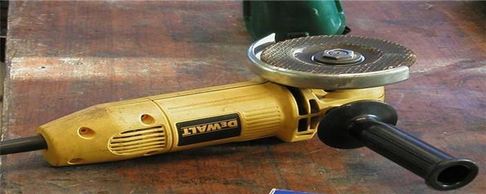 角磨机能锯木头吗