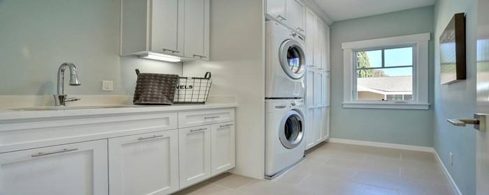 别墅洗衣房在几楼合适
