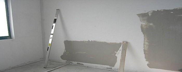 墙角烂了用补墙膏还是腻子粉
