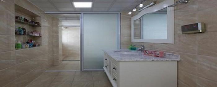 卫生间隔断安装的步骤是什么