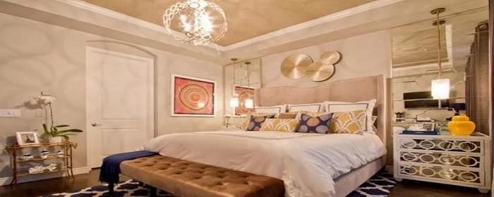 卧室适合装什么灯