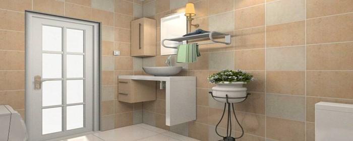 卫生间干湿分离用什么隔断