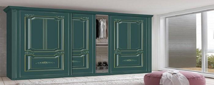 衣柜门板有哪些主要类型