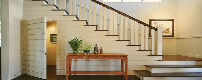 折板楼梯进退怎样计算