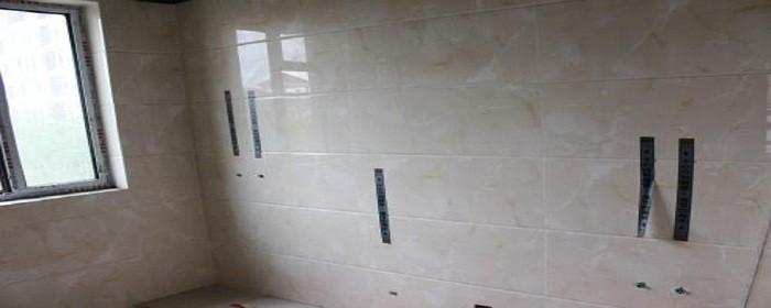 家装泥瓦工程施工流程