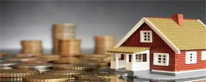 房价和楼板价的关系
