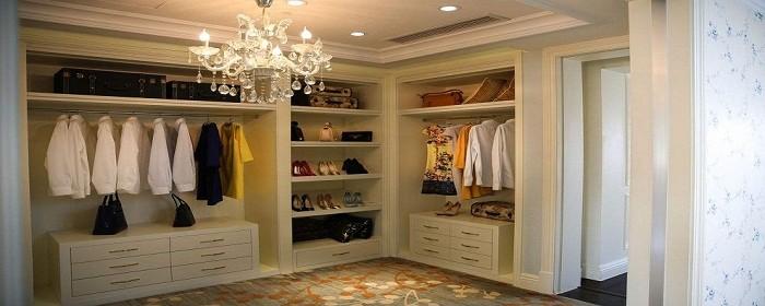 开放式衣柜如何保养