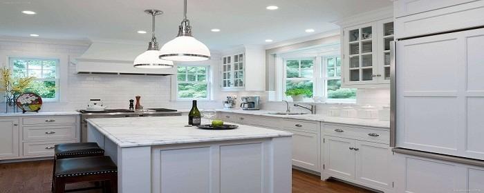 厨房装修用什么瓷砖