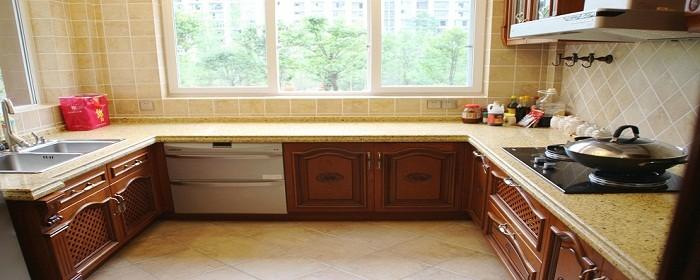 厨房窗户太大怎么装修