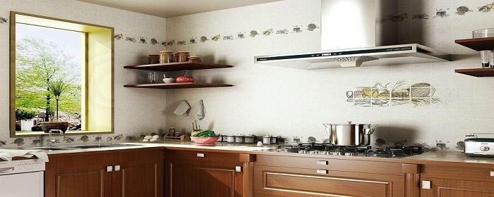 厨房装修颜色该选什么