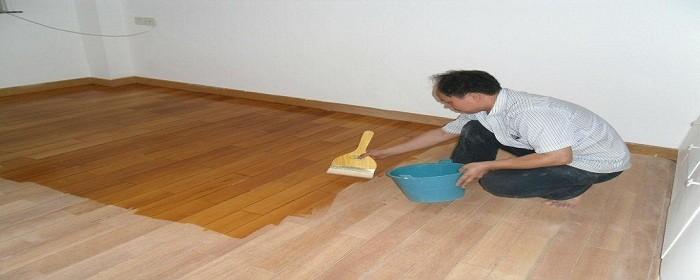 木板如何刷涂料