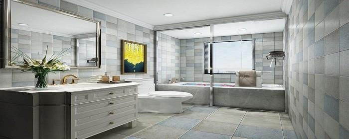 卫生间瓷砖怎么搭配