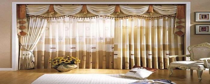 窗帘面料哪种好