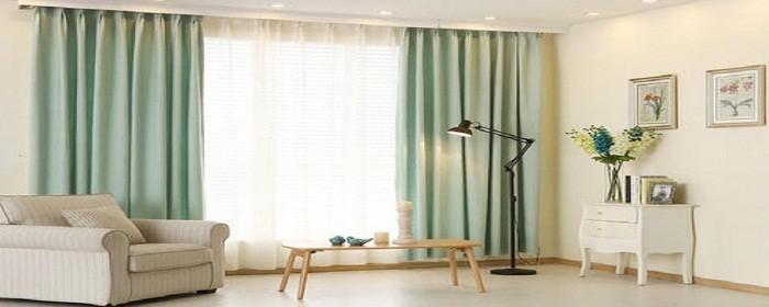 怎样选窗帘颜色搭配