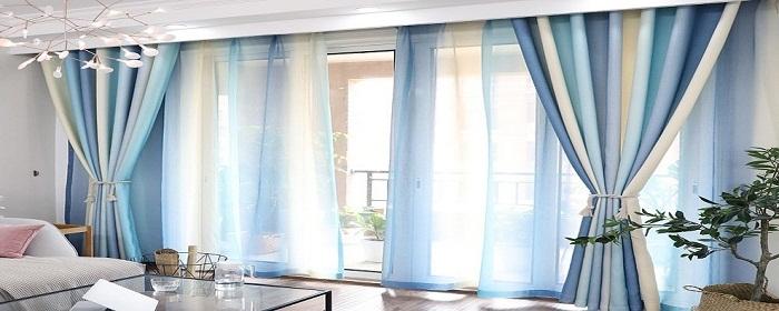 如何挑选窗帘布料