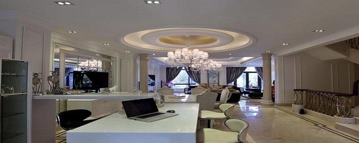 家庭吧台怎么设计