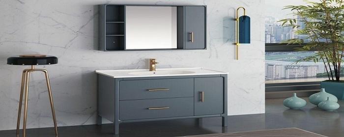 如何选购浴室柜