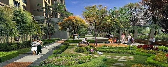 住宅小区绿化率标准是多少
