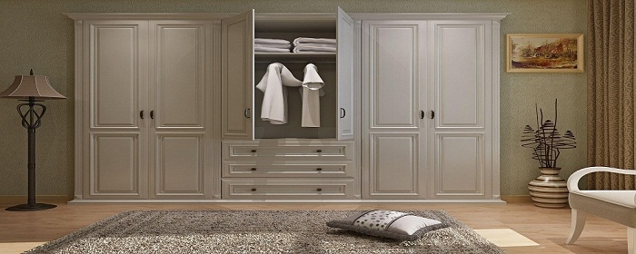 卧室衣柜是否要做到顶
