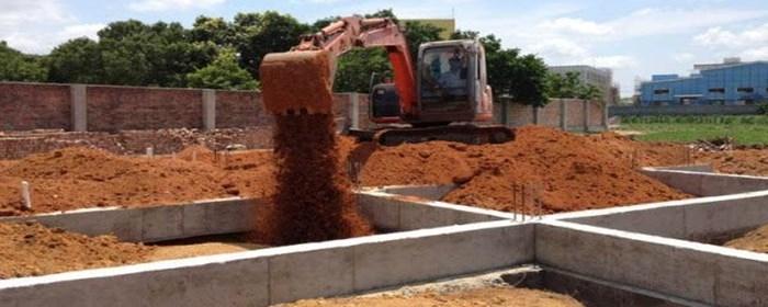 碎砖头可以回填地基吗