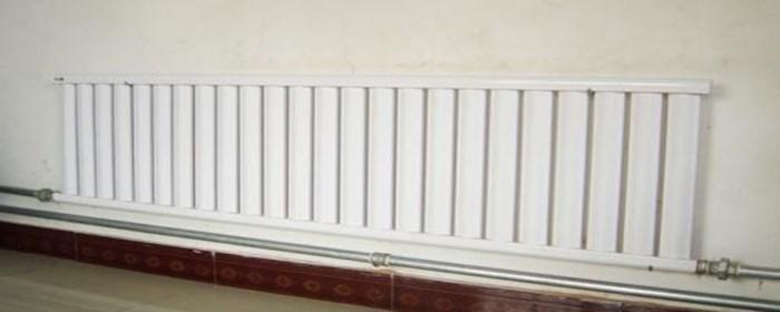 暖气片会对墙纸有影响吗