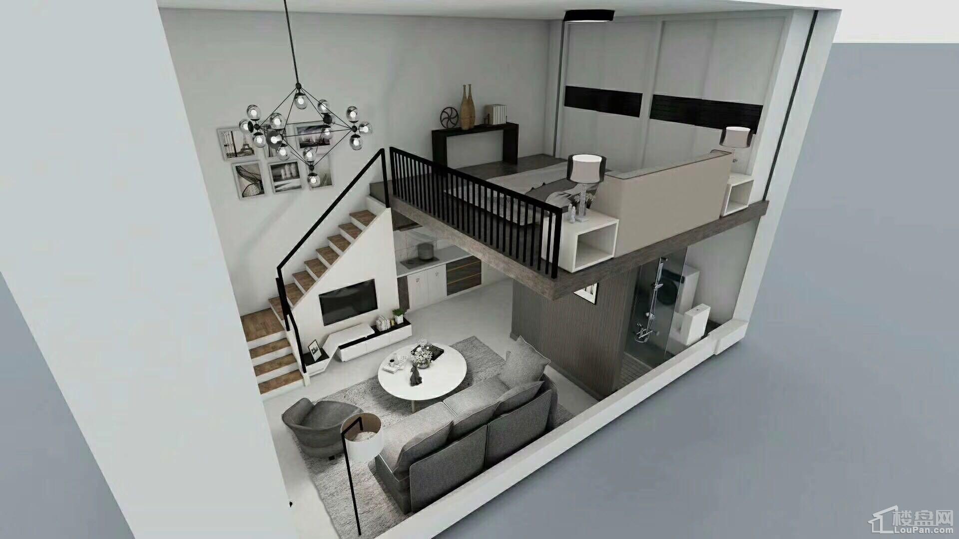 4# 复式公寓 46-57㎡