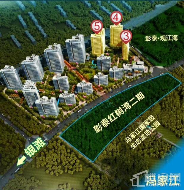 彰泰红树湾效果图