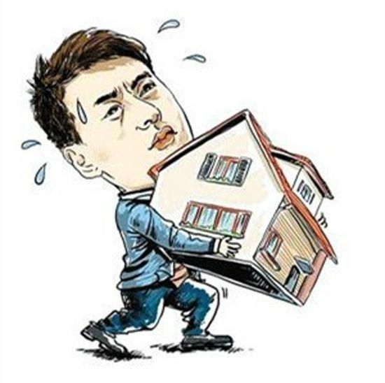 房产漫画图