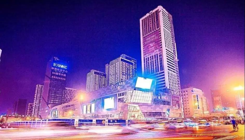 中南紫云集商业示意图