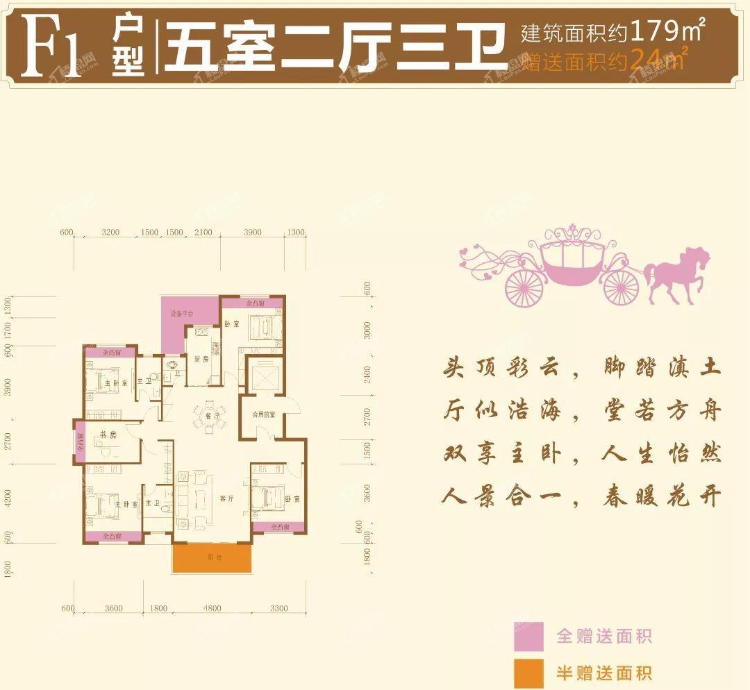 昱宏·珠江之星户型图6