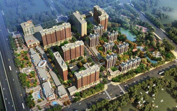 天津高性价比三居室