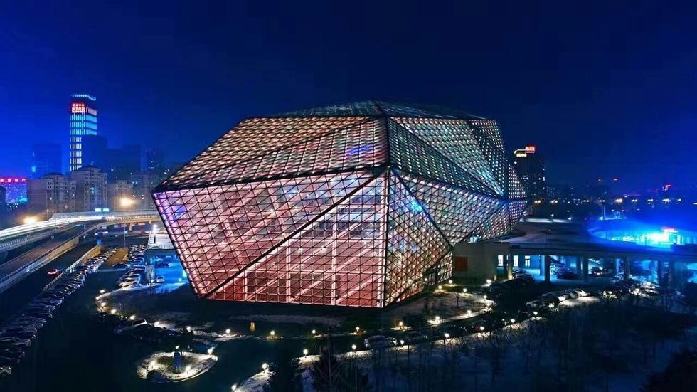 沈阳标志性建筑物盛京大剧院