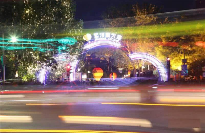 红桥区夜市