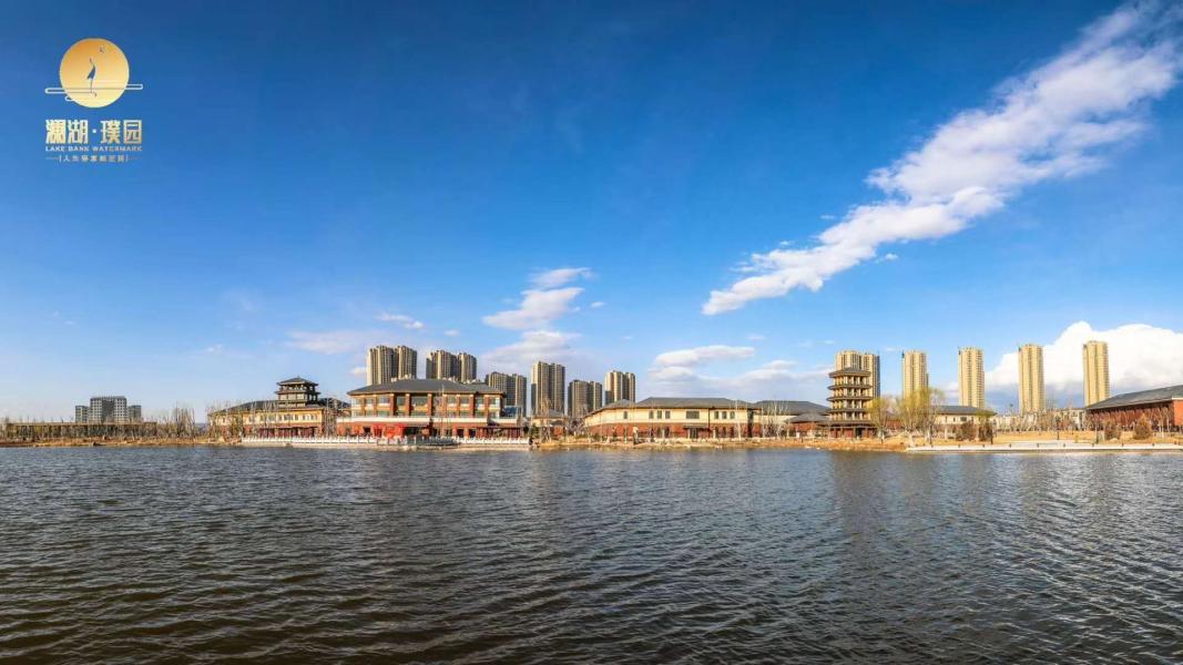小白河湖景