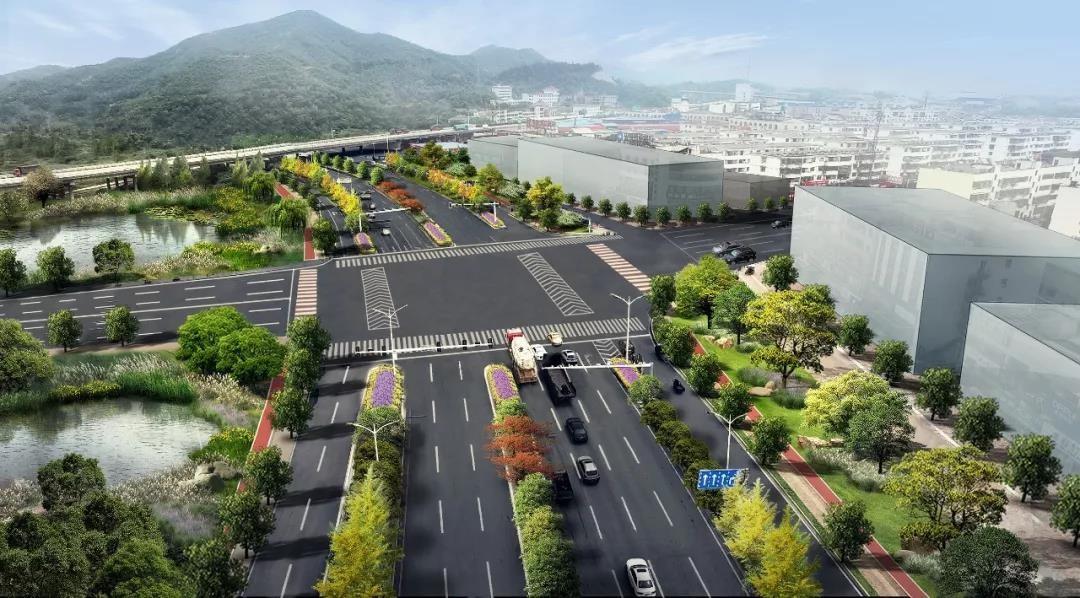 潭州大道以及芙蓉大道快速化改造
